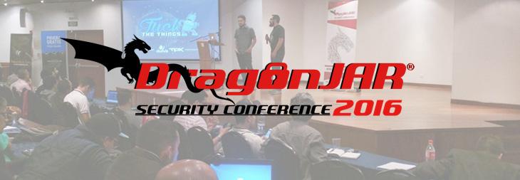 tpx en DragonJarCon 2016