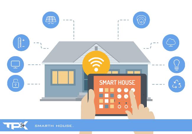 Fig1. Smarth House