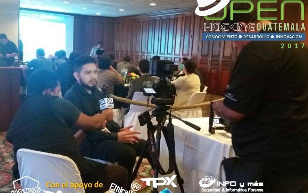 tpx en OpenHacking Guatemala 2017