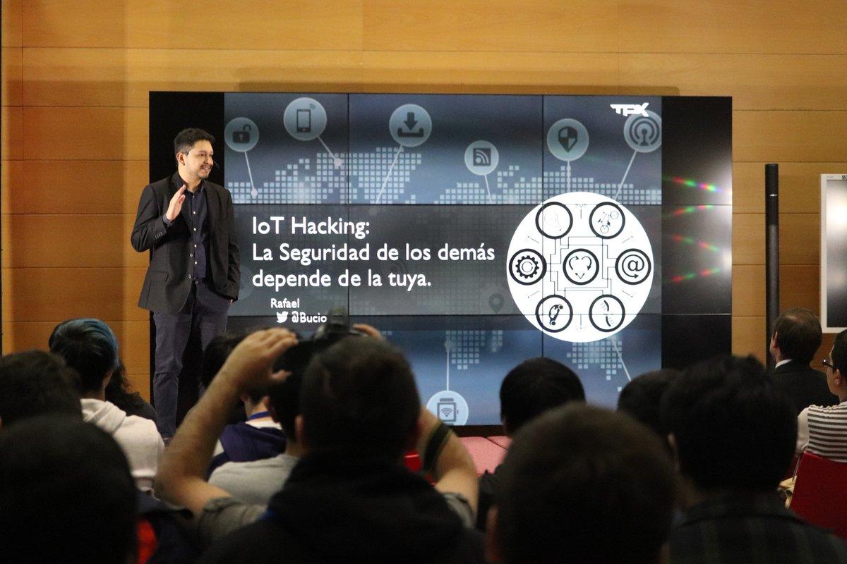 tpx en Patagonia Hacking Temuco, Chile.