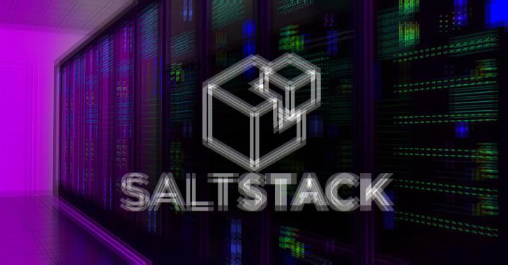 Actualiza tu framework SaltStack!!
